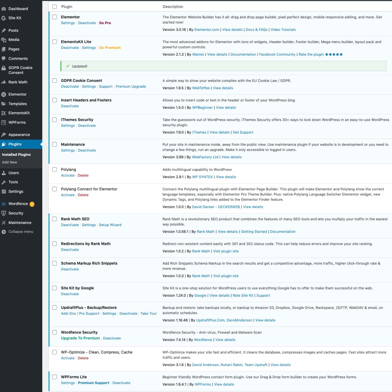 The Ultimate WordPress PRO Setup